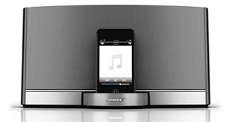 Bose SoundDock Docking Speaker image